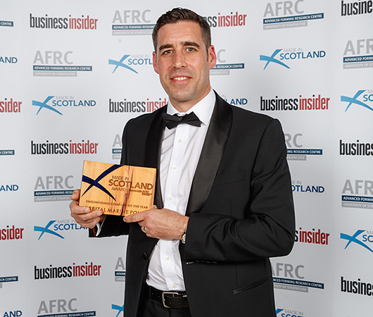 Engineering Company of the Year - Orbital Marine Power Ltd