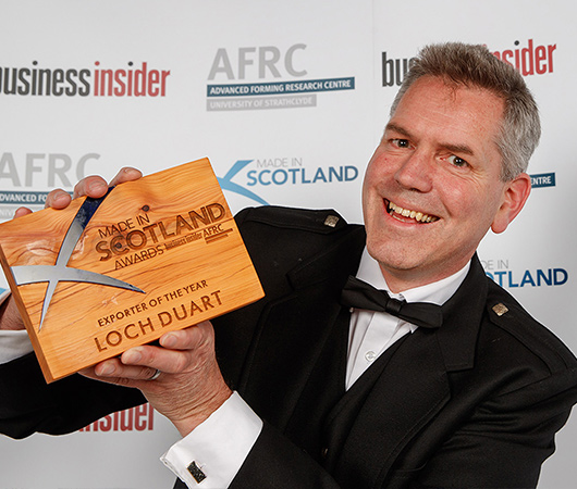 Exporter of the Year - Loch Duart Ltd